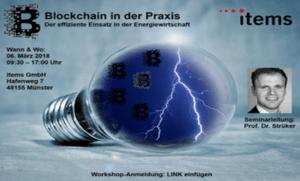 Workshop: Blockchain in der Praxis