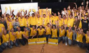 Mal wieder was ausgeh(a)ckt: Tech-Visionäre beim Münsterhack 2018