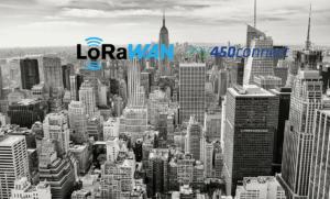 LoRaWAN & 450connect ein Duo mit Zukunft?