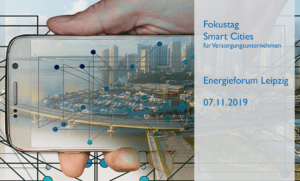 items als Sponsor und Referent beim Fokustag Smart City