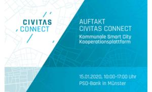 items bei Civitas Connect