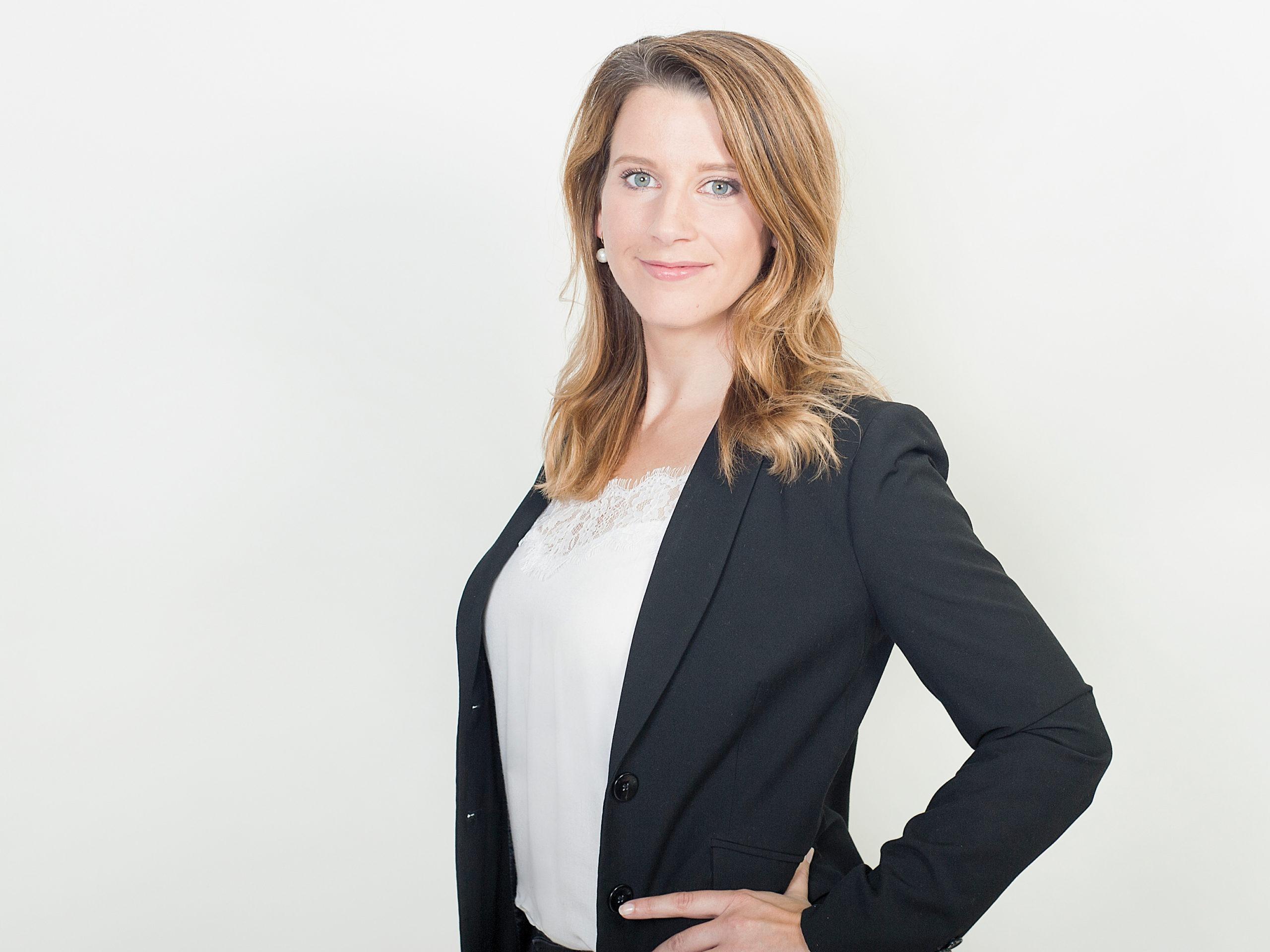Lena Frömbsdorff | Bereichsleiterin Human Resources