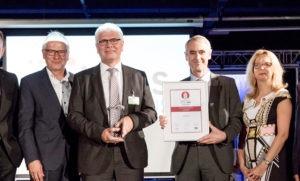 Ausgezeichnet: Billing4us gewinnt den Stadtwerke Award 2016