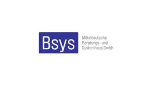 Strategische Partnerschaft: Bsys (Erfurt) und items (Münster)