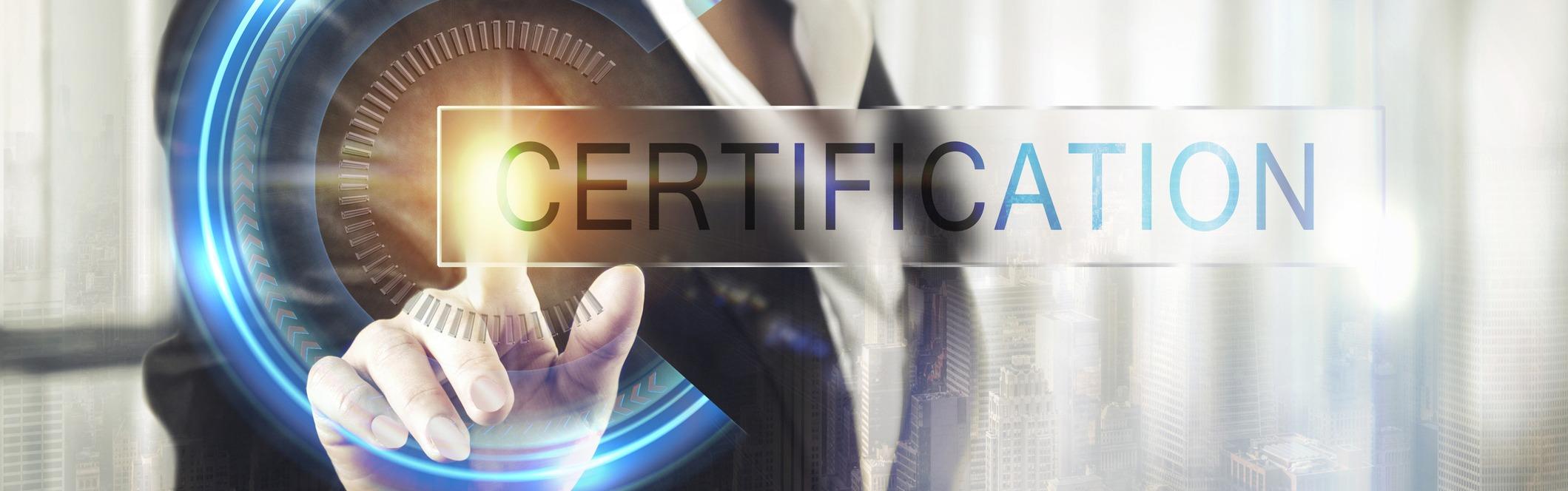 items ISO 9001:2015-zertifiziert – Qualität auf höchstem Niveau