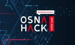 Veranstaltungsempfehlung: OSNA HACK – 100% digital