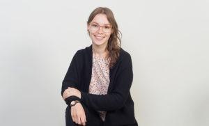 Lea Preis | Projektmanagerin LoRaWAN und Geschäftsmodellentwicklerin