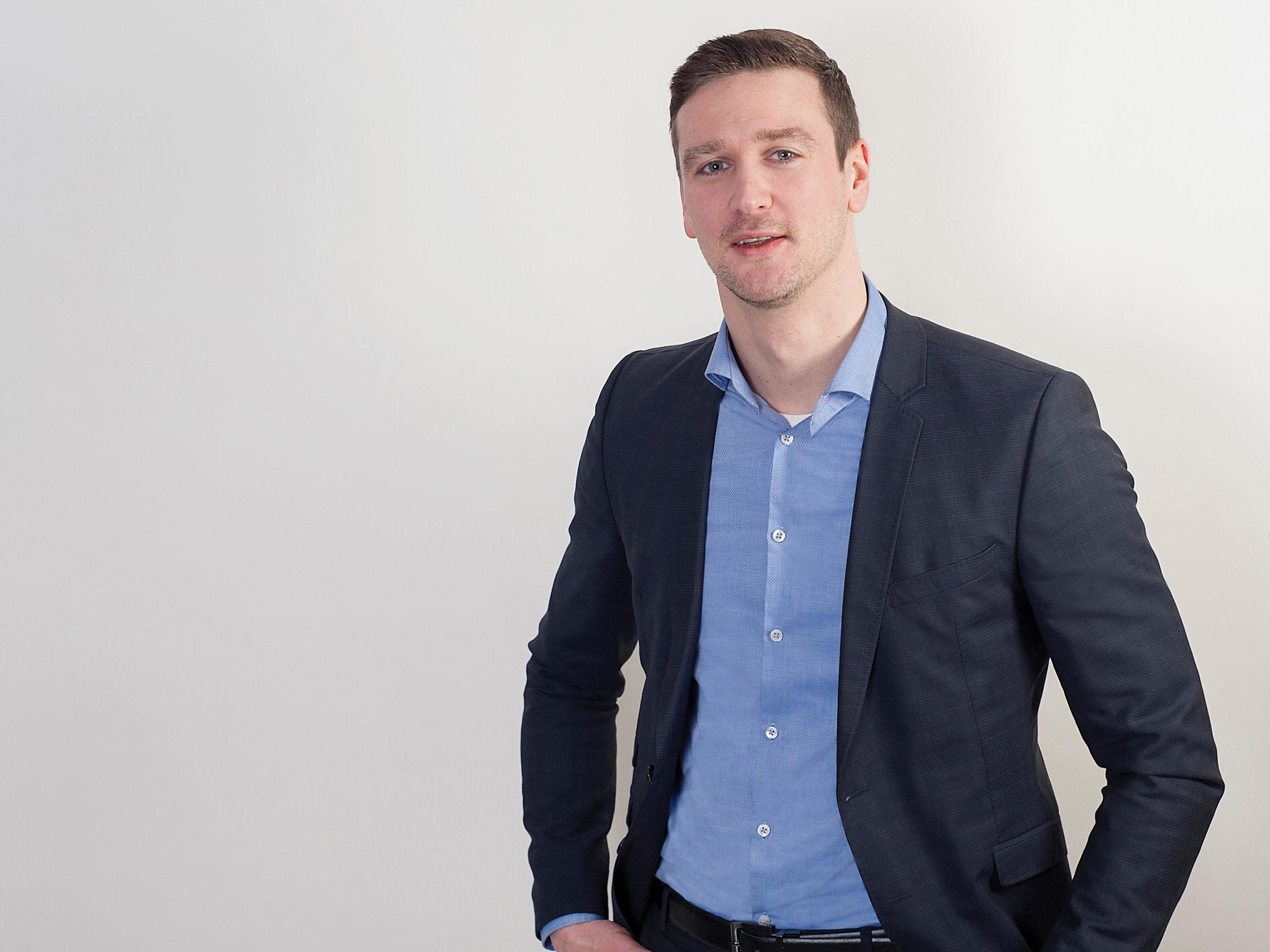 Marcel Huwald | Personalsachbearbeiter Werkstudenten & Praktikanten