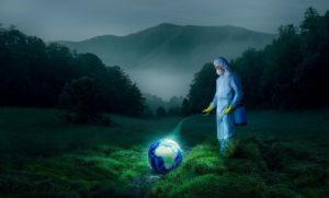 COVID-Melder: Mit dem LoRaWAN CO2-Sensor die Covid-19-Pandemie eindämmen