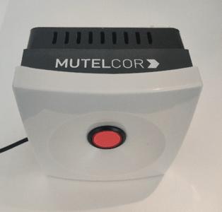LoRaWAN CO2 Sensor Mutelcore MTC-CO2-01
